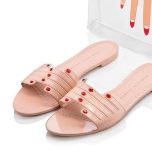 Charlotte Olympia Mani Pedi Sandals
